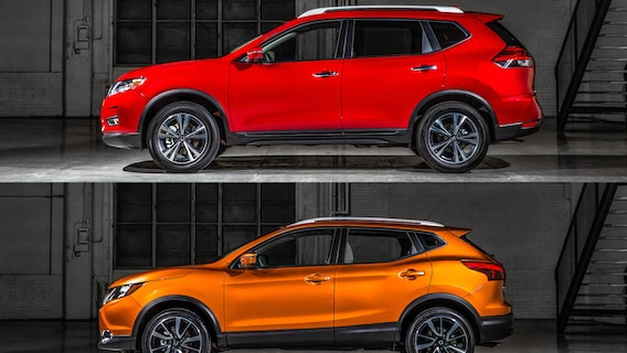 Nissan Rogue Or Rogue Sport Which Is Right For You Concord Nissan