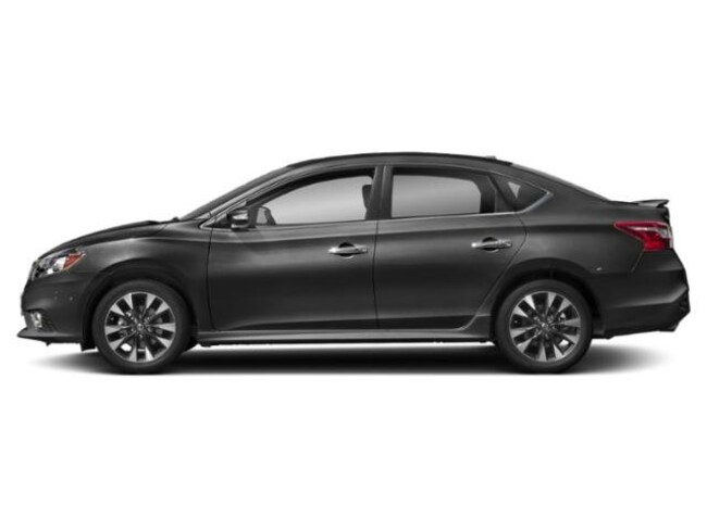 New  2019 Nissan Sentra SR Sedan Near Drexel Hill
