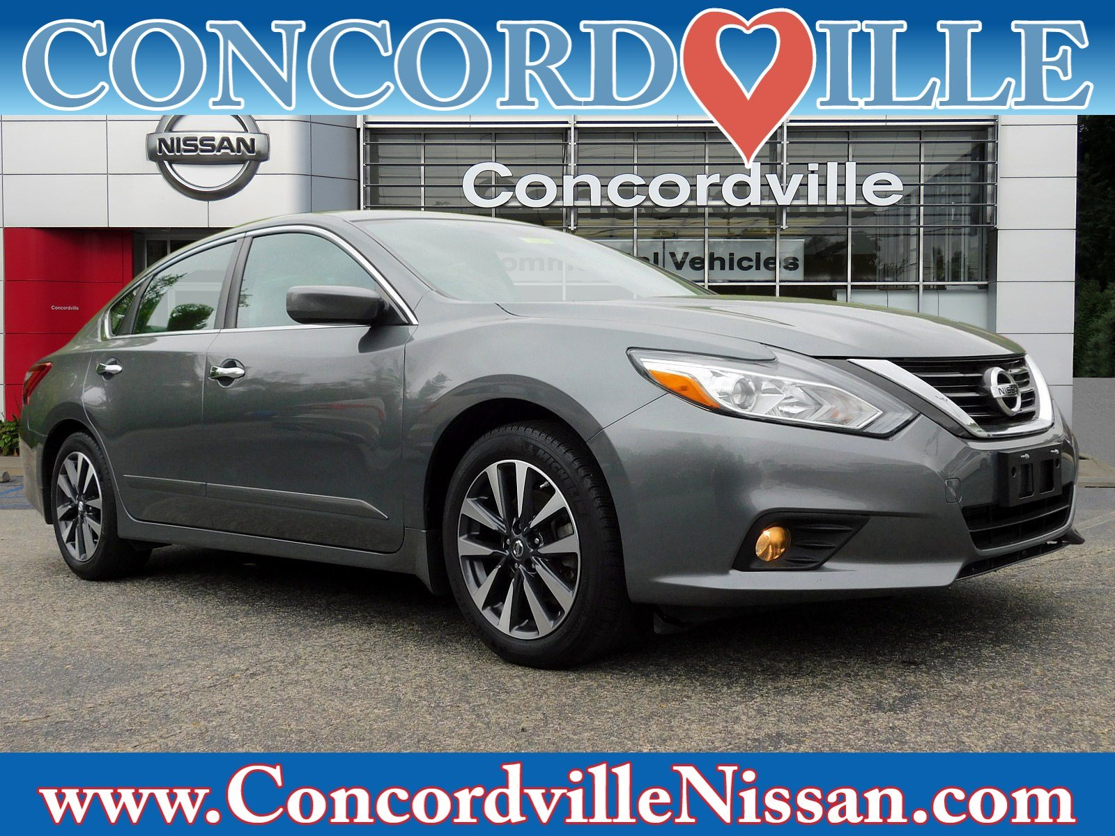 New and Used Nissan Dealer Concordville | Concordville Nissan
