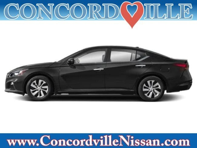 New  2019 Nissan Altima 2.5 SL Sedan Near Drexel Hill