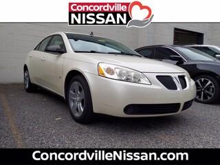 2009 Pontiac G6 w/1SA *Ltd Avail* Sedan