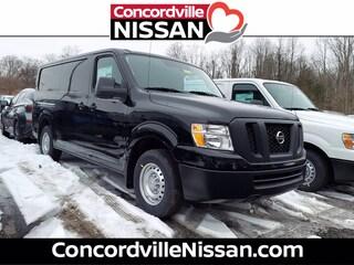 2021 Nissan NV Cargo NV1500 S V6 Van Cargo Van