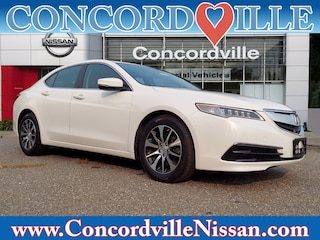 New 2016 Acura TLX 4DR SDN FWD Sedan in Glen Mills