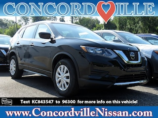 New 2019 Nissan Rogue S SUV for sale in Concordville