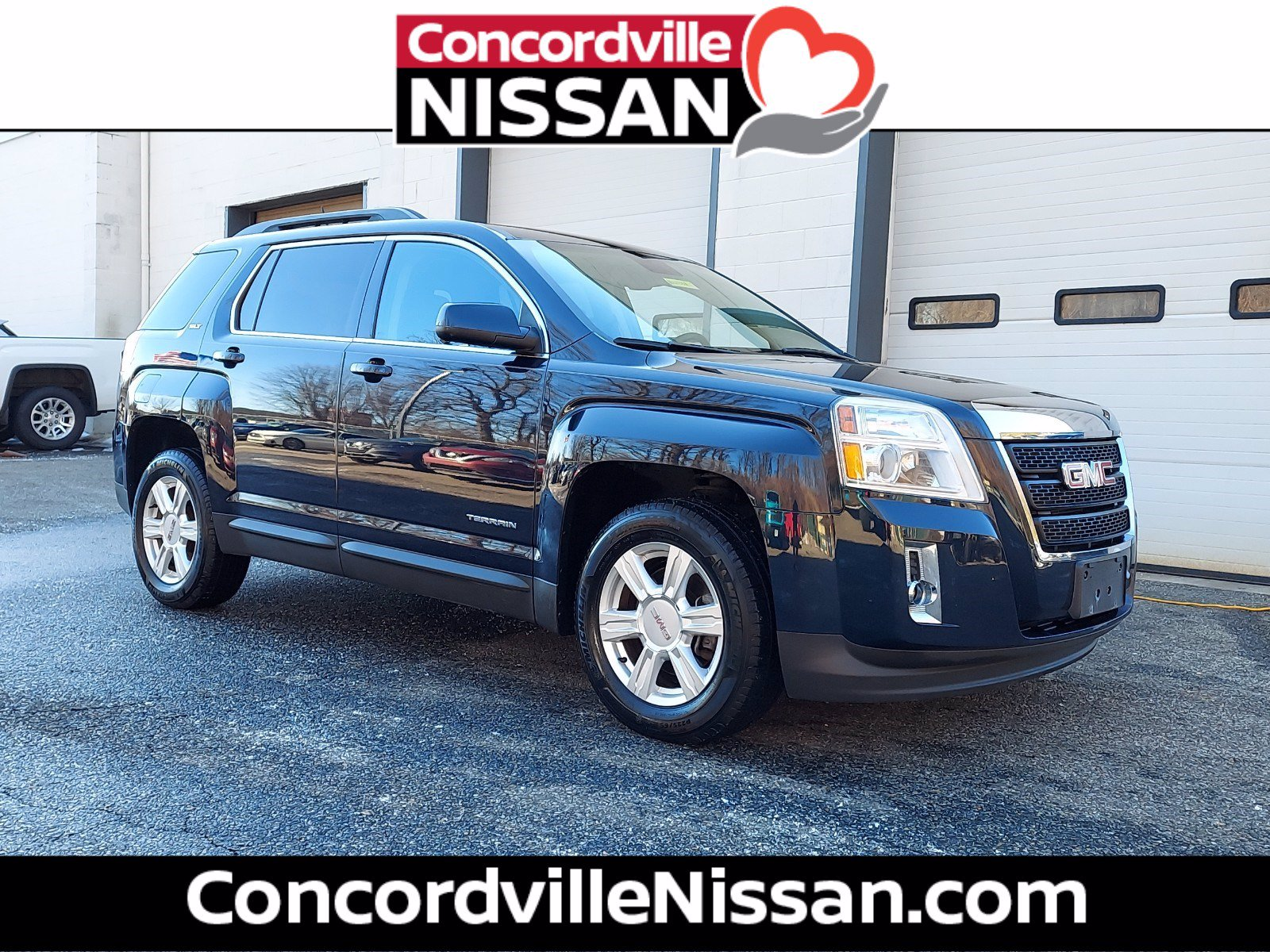 Used Gmc Terrain Glen Mills Pa
