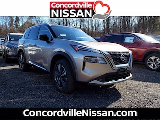 New 2021 Nissan Rogue Platinum SUV for sale in Concordville