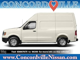 2019 Nissan NV Cargo NV2500 HD S V6 Van High Roof Cargo Van