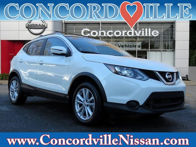 Certified Pre Owned 2018 Nissan Rogue Sport SV AWD SV Wilmington DE