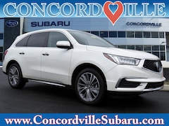 Used 2017 Acura MDX w/Technology Pkg SUV S20885A in Glen Mills, PA