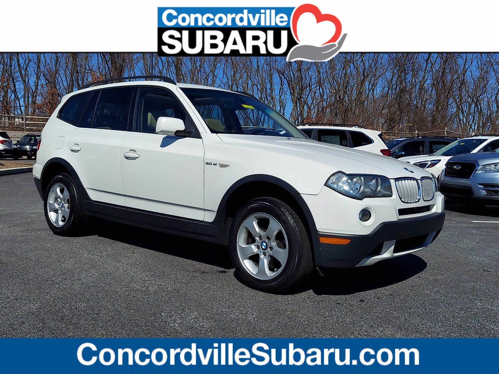 Used Bmw X3 North Hampton Nh