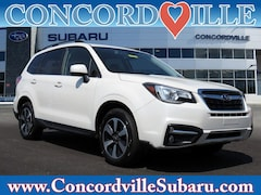 Certified 2018 Subaru Forester Limited SUV for sale in Pike Glen Mills, PA