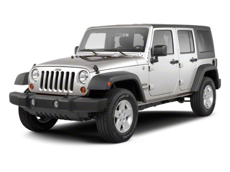 Used 2010 Jeep Wrangler Unlimited Sport SUV in Glen Mills, PA