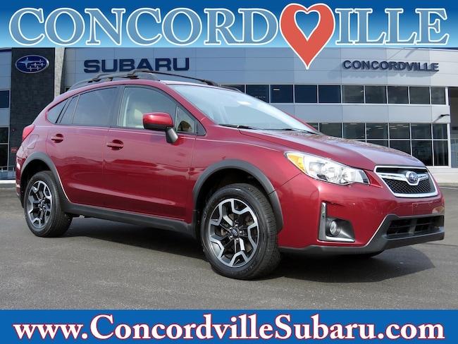 Used 2017 Subaru Crosstrek Premium SUV Glen Mills