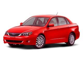 2008 Subaru Impreza i w/Premium Pkg Sedan