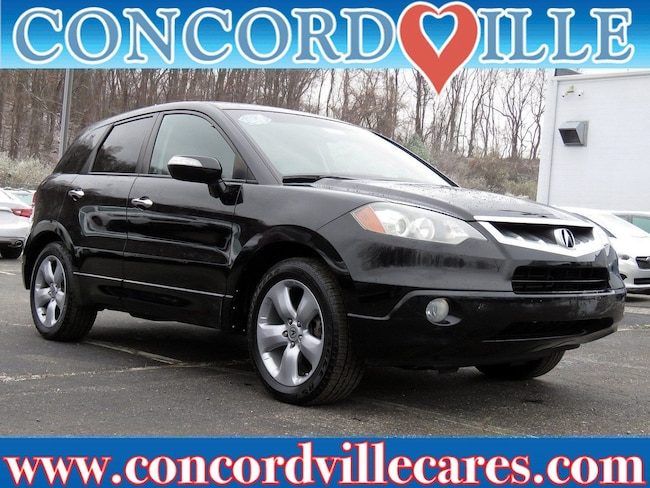 Used 2008 Acura RDX 4DR 4WD AT SUV Near Drexel Hill