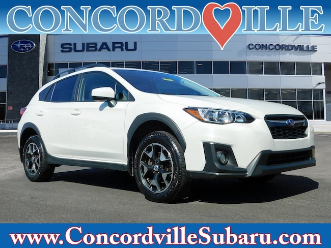 Used 2018 Subaru Crosstrek Premium SUV in Glen Mills, PA