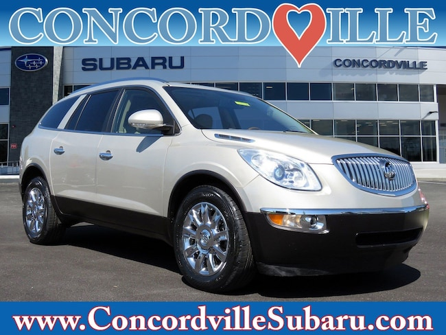 Used 2012 Buick Enclave Leather SUV in Glen Mills, PA