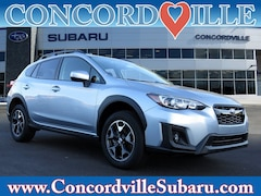 Certified 2018 Subaru Crosstrek Premium SUV for sale in Pike Glen Mills, PA