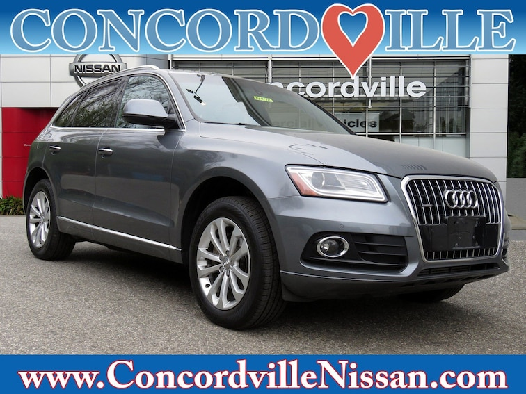 2016 Audi Q5 >> Used 2016 Audi Q5 Suv For Sale In Glen Mills Pa Near