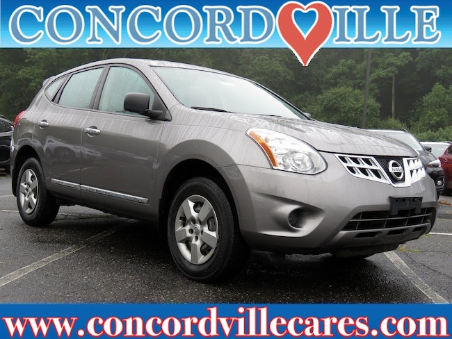 Used 2013 Nissan Rogue S SUV Near Drexel Hill