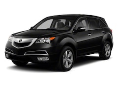 Used 2012 Acura MDX 4DR AWD SUV S201510A in Glen Mills, PA