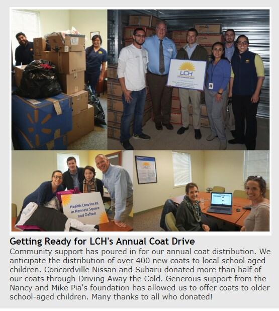 Community Involvement | Concordville Subaru in Glen Mills