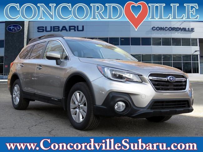 Used 2018 Subaru Outback Premium SUV Near Drexel Hill