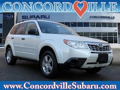 Used 2012 Subaru Forester 2.5X SUV SP089 in Glen Mills, PA
