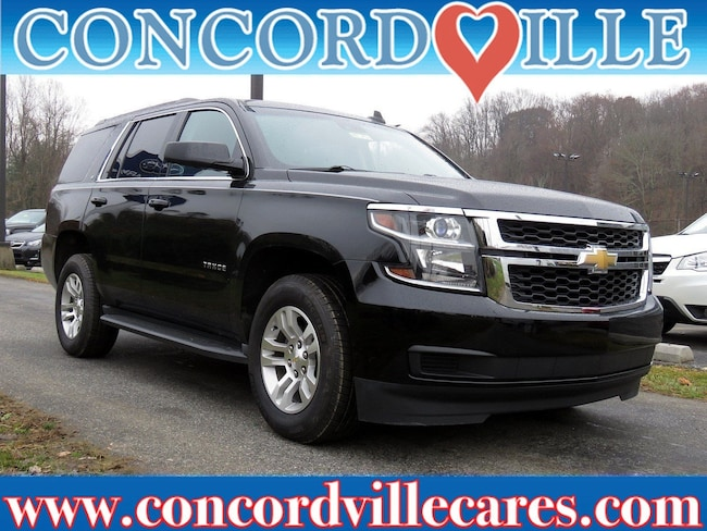 Used 2016 Chevrolet Tahoe LT SUV Near Drexel Hill