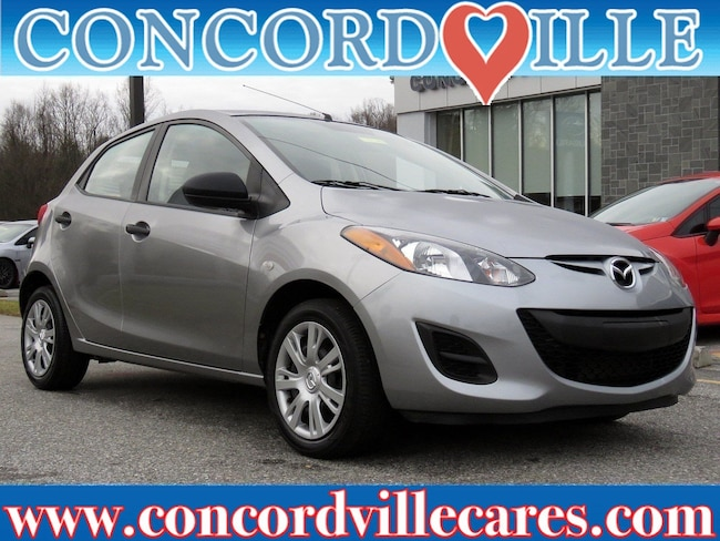 Used 2011 Mazda Mazda2 Sport Hatchback Near Drexel Hill