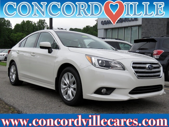 Used 2016 Subaru Legacy 2.5i Premium Sedan Near Drexel Hill
