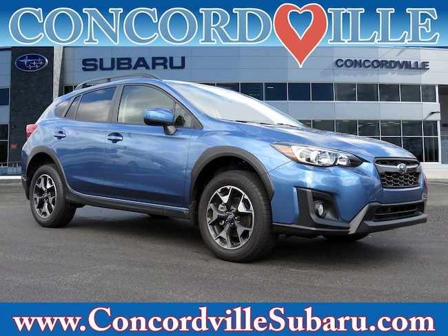 Used 2019 Subaru Crosstrek Premium SUV in Glen Mills, PA