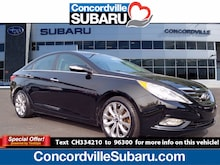 2012 Hyundai Sonata 2.0T Limited Sedan