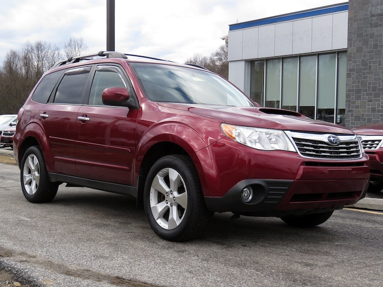Used 2010 Subaru Forester 2.5XT Limited SUV in Glen Mills, PA