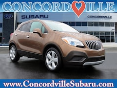 Used 2016 Buick Encore 4DR FWD SUV S20184A in Glen Mills, PA