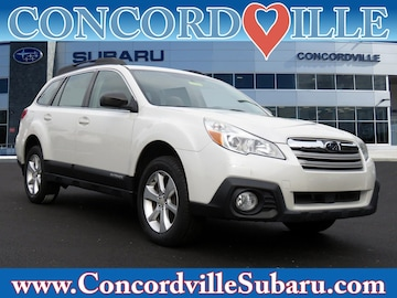 2014 Subaru Outback SUV
