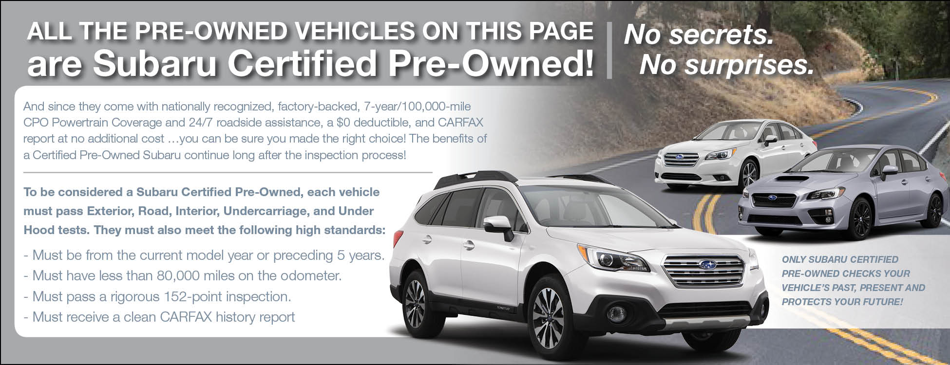 Subaru Certified Pre Owned 2 2018 2019 New Car Price And Release