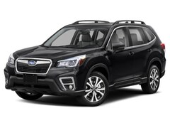 New 2020 Subaru Forester Limited SUV S201284 in Glen Mills, PA