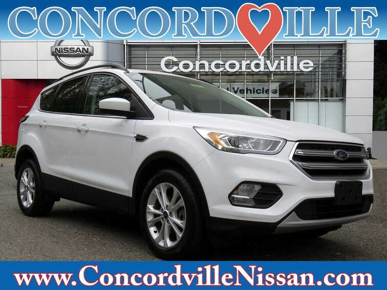 Used 2017 Ford Escape SE SUV in Glen Mills, PA