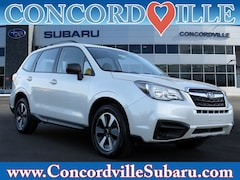 Certified 2017 Subaru Forester 4DR 2.5I CVT SUV for sale in Pike Glen Mills, PA