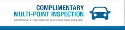 Free Multi Point Inspection