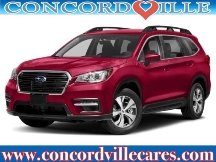 New 2019 Subaru Ascent Touring 7-Passenger SUV in Glen Mills, PA