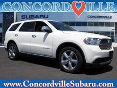 2012 Dodge Durango Citadel SUV for sale in Pike Glen Mills, PA