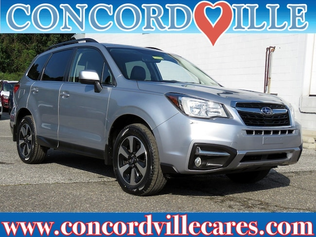 Used 2017 Subaru Forester Limited SUV Near Drexel Hill
