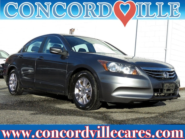 Used 2012 Honda Accord SE Sedan Near Drexel Hill