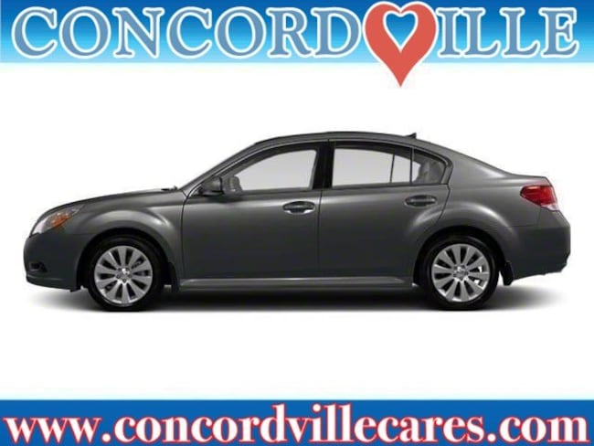 Used 2011 Subaru Legacy 2.5i Prem AWP Sedan Near Drexel Hill