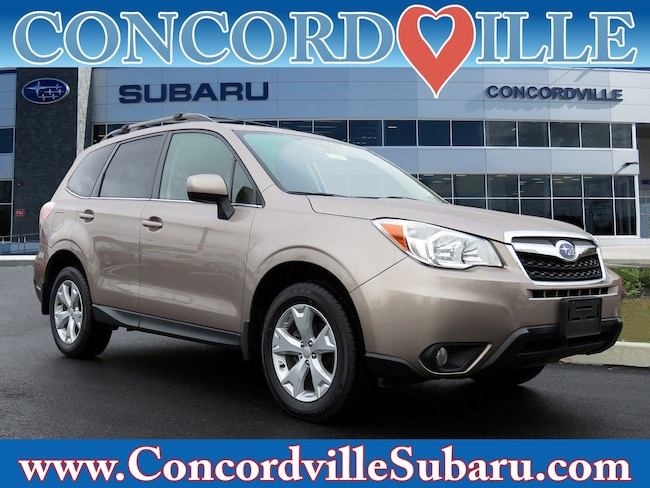 Used 2016 Subaru Forester 2.5i Limited SUV Glen Mills