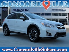 Certified 2017 Subaru Crosstrek Premium SUV for sale in Pike Glen Mills, PA