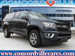 Used 2018 Chevrolet Colorado 4WD Z71 Truck Extended Cab S191053A in Glen Mills, PA
