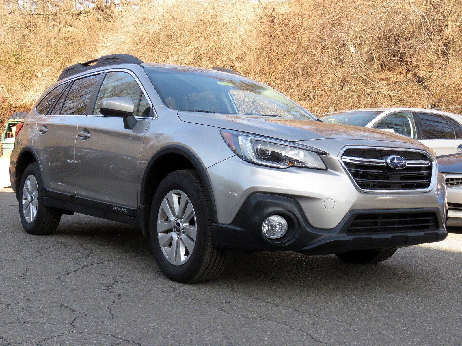 2018 Subaru Outback Premium SUV